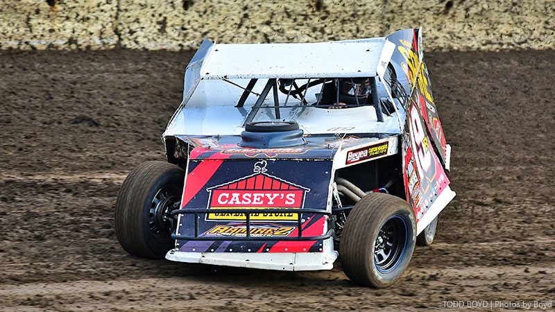 Gustin, Marriott carry Casey's Crew flag for 2019 USMTS 'Hunt'
